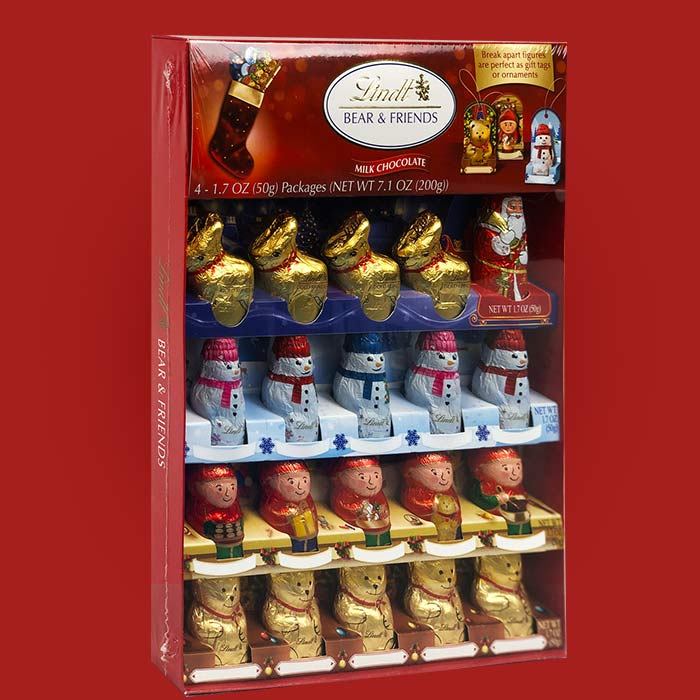 Lindt Bear & Friends