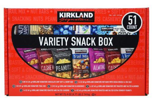 Продукты Kirkland Signature купить