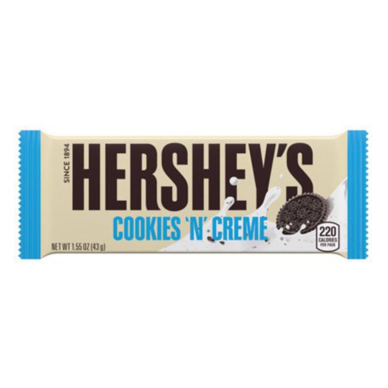 Hershey's Cookies n Crème Standard Bar