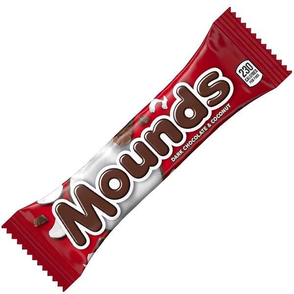 Hershey's Mounds and Almond Joy Bars