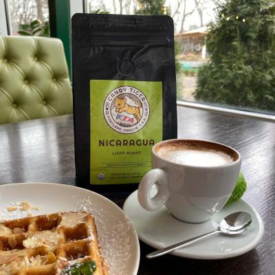 Органический кофе из США Candy Tiger