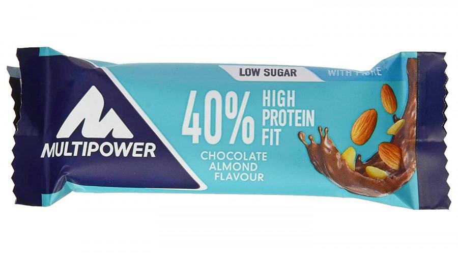 Протеиновый батончик Multipower со вкусом шоколад-миндаль, 35 г