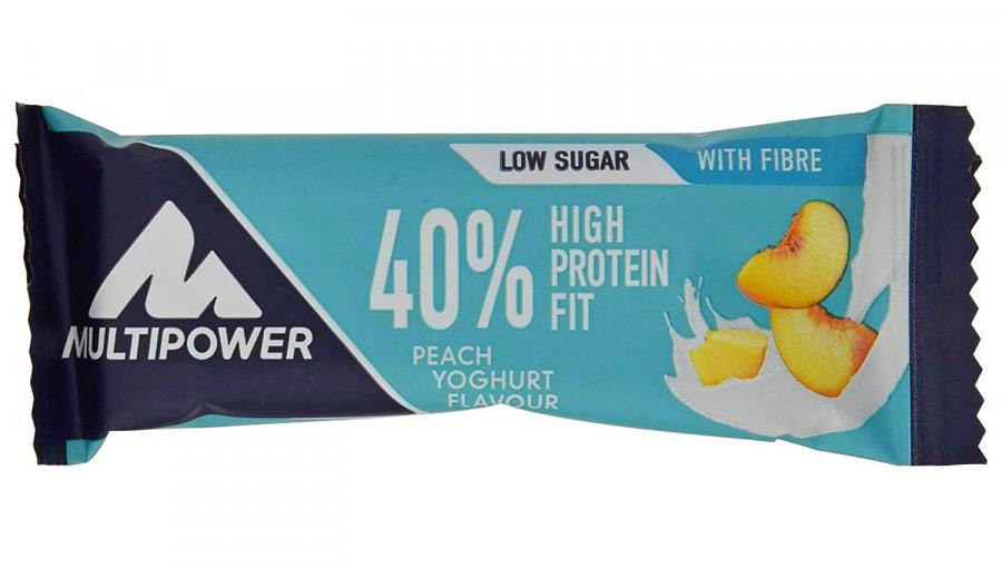 Протеиновый батончик Multipower со вкусом персик-йогурт, 35г