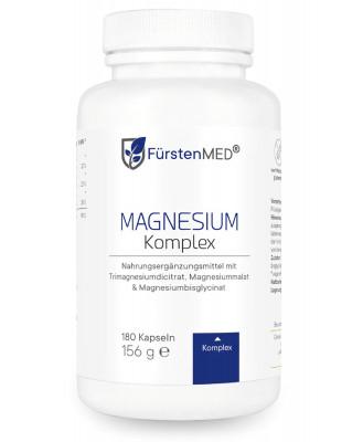 FürstenMED Magnesium Komplex 180 Capsules
