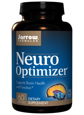 Комплекс для поддержания здоровья нервной системы Jarrow, 60 капсул
