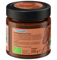 Aufstrich, Kokos and Kakao, Naturland dmBio, 200 g
