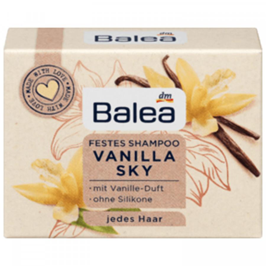 Твердый шампунь Balea Vanilla Sky, 60 г