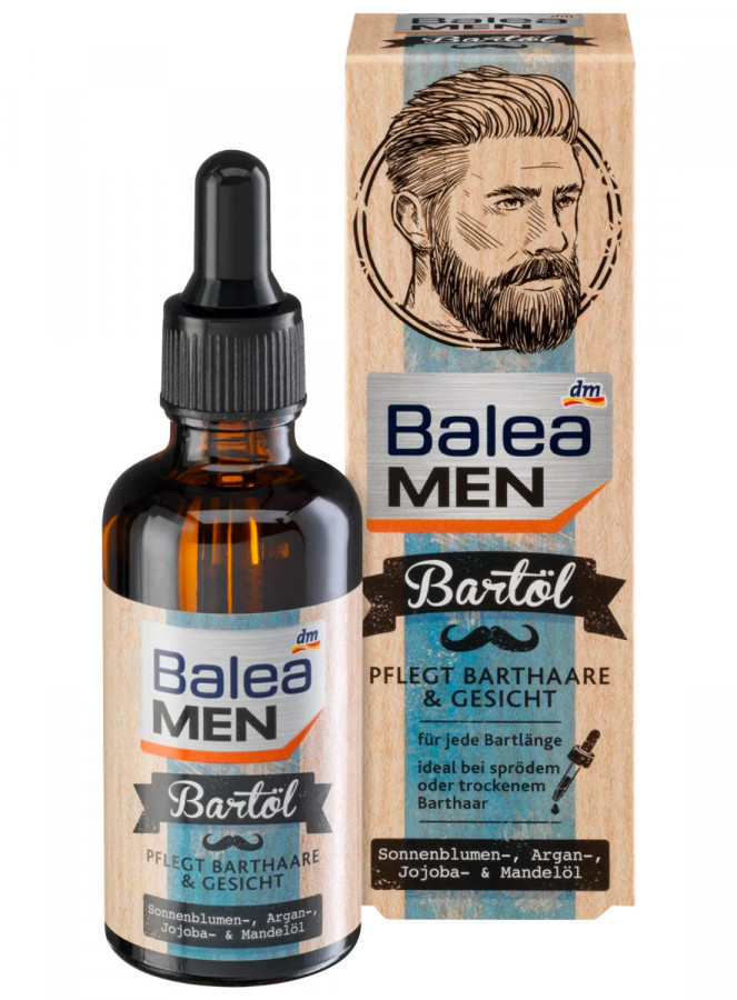 Масло для бороды Balea, 50 мл