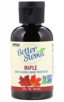 BetterStevia Liquid, Maple NOW Foods, 2 fl oz