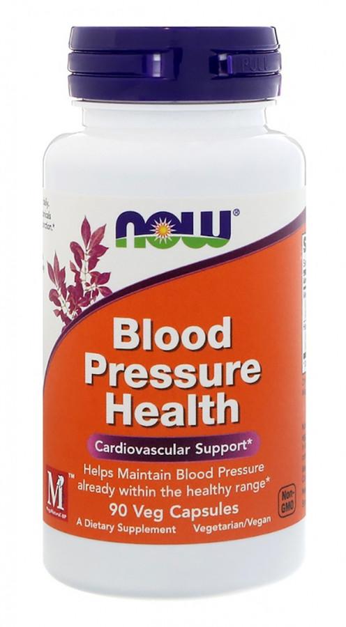 Blood Pressure Health Veg NOW, 90 Capsules