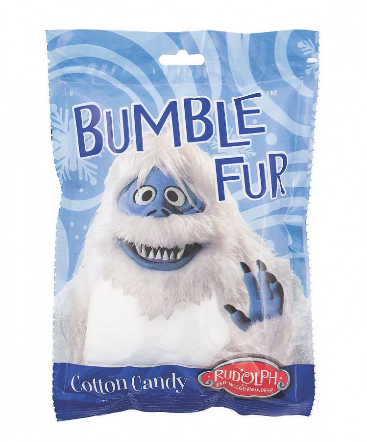 Сахарная вата Bumble Fur