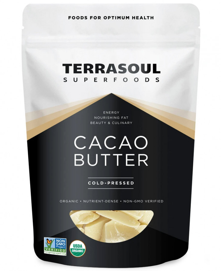 Органическое какао-масло Terrasoul