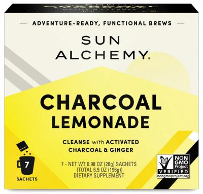 Charcoal Lemonade Terrasoul