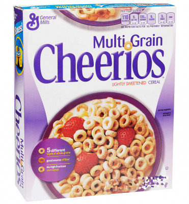 Cheerios Cereal, Multi-Grain