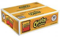 Чипсы Cheetos Crunchy со вкусом сыра, 50 упаковок.