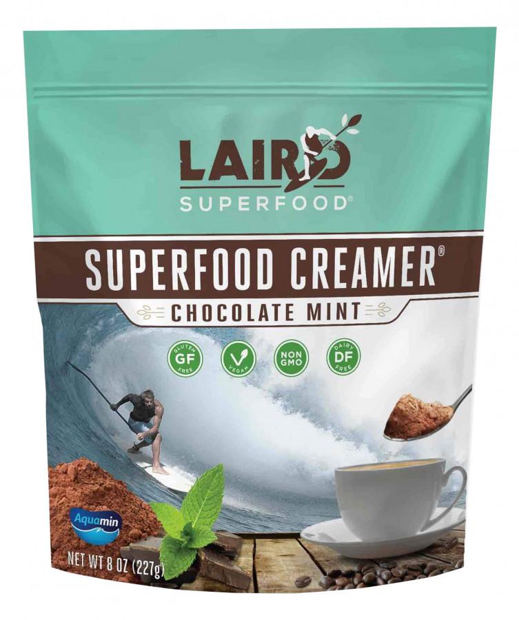Кокосовые сливки со вкусом какао и мяты Laird Superfood, 220 г