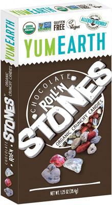 Chocolate Rocks (organic crunchy candies) YumEarth