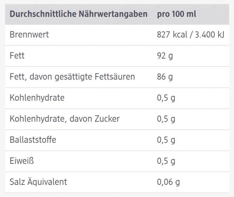 Кокосовое масло dmBio, 620 мл