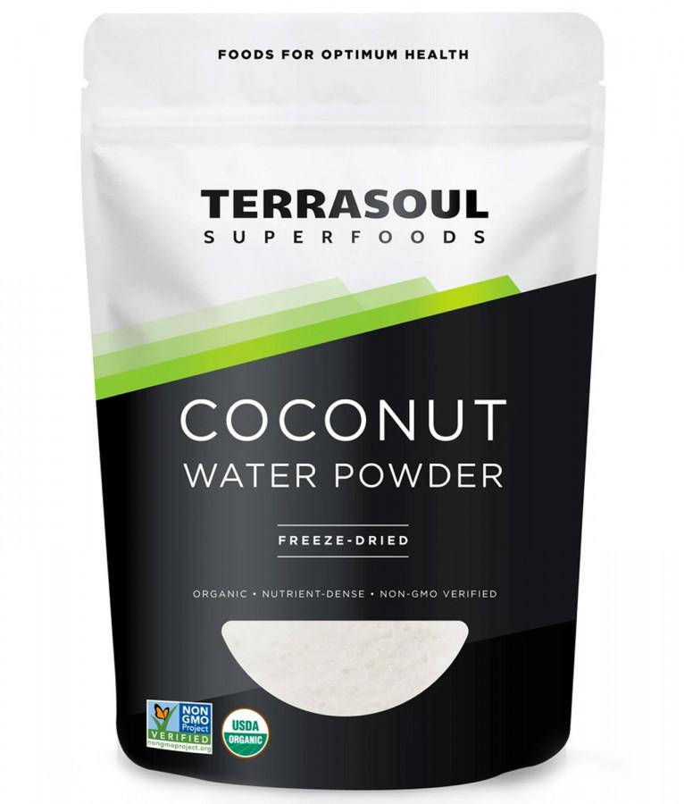Coconut water powder Terrasoul, 8 oz