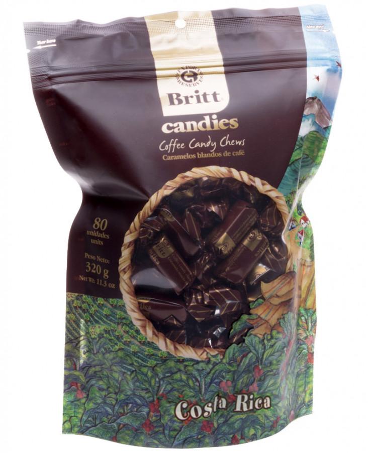 Coffee Candy Chews Britt, 11.03 oz