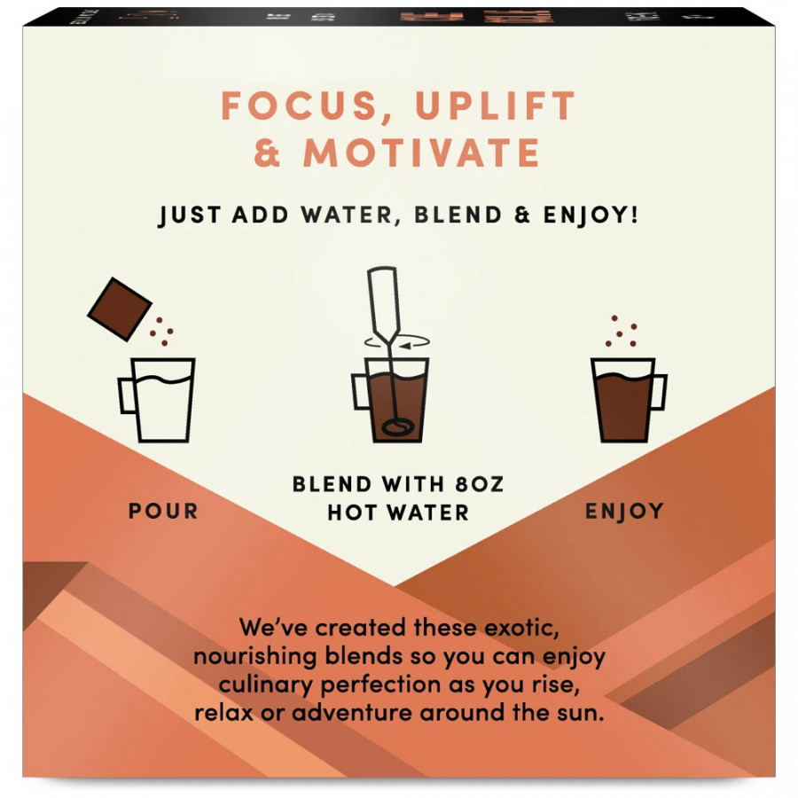 Cognitive Coffee, Organic Terrasoul