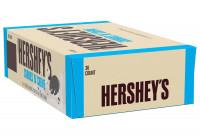 Cookies 'n' Creme Bars Hershey's (1.55 oz., 36 pk.)