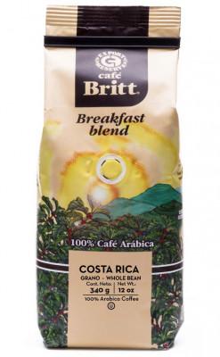 Кофе в зернах Café Britt Breakfast Blend, 340 г