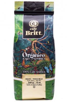 Café Britt Organic whole bean