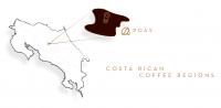 Café Britt Poas Tierra Volcanica Coffee whole bean