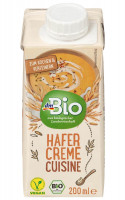 Creme Cuisine, dmBio Hafer, 200 ml