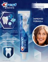 Зубная паста Crest 3D White, улучшенное тройное отбеливание, 5 шт.