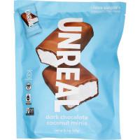 Dark Chocolate Coconut Bars UNREAL, 15 oz
