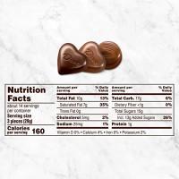 Dove Women's Day Chocolate Truffles Heart Tin