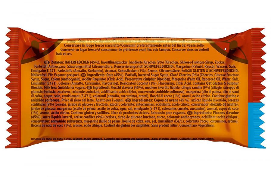 Energy Oat Snack, Kirsch-Kokos Davina, 65 g