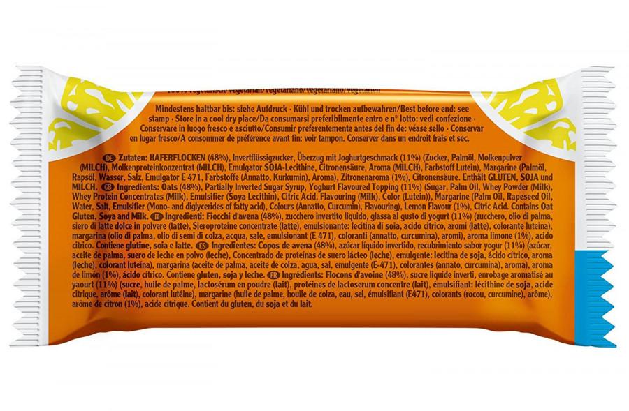 Energy OatSnack Joghurt-Zitrone Davina, 65 gr