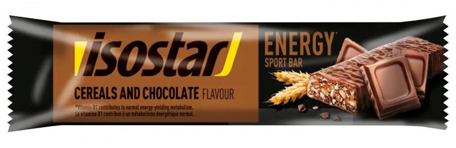 Energy Sport Bar chocolate Isostar, 35 gr
