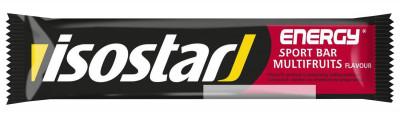 Energy Sport Bar Multifrucht Isostar, 35 gr