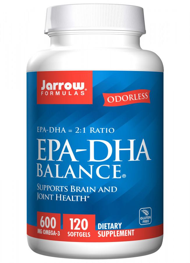 EPA-DHA Balance Jarrow, 120 Softgels