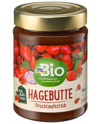 Fruchtaufstrich Hagebutte 55% dmBio, 340 g