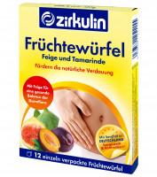 Früchtewürfel Zirkulin, 12 St