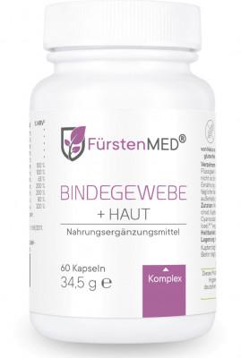 FürstenMED Bindegewebe + Haut 60 capsules