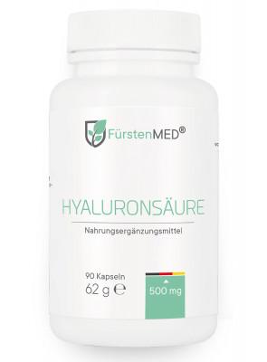 FürstenMED Hyaluronsäure 90 Capsules
