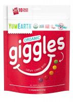 Органические жевательные конфеты YumEarth, 10 пачек