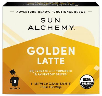 Golden Latte, Organic Terrasoul