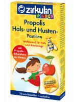 Пастилки для детей от кашля с прополисом Zirkulin, 30 шт.