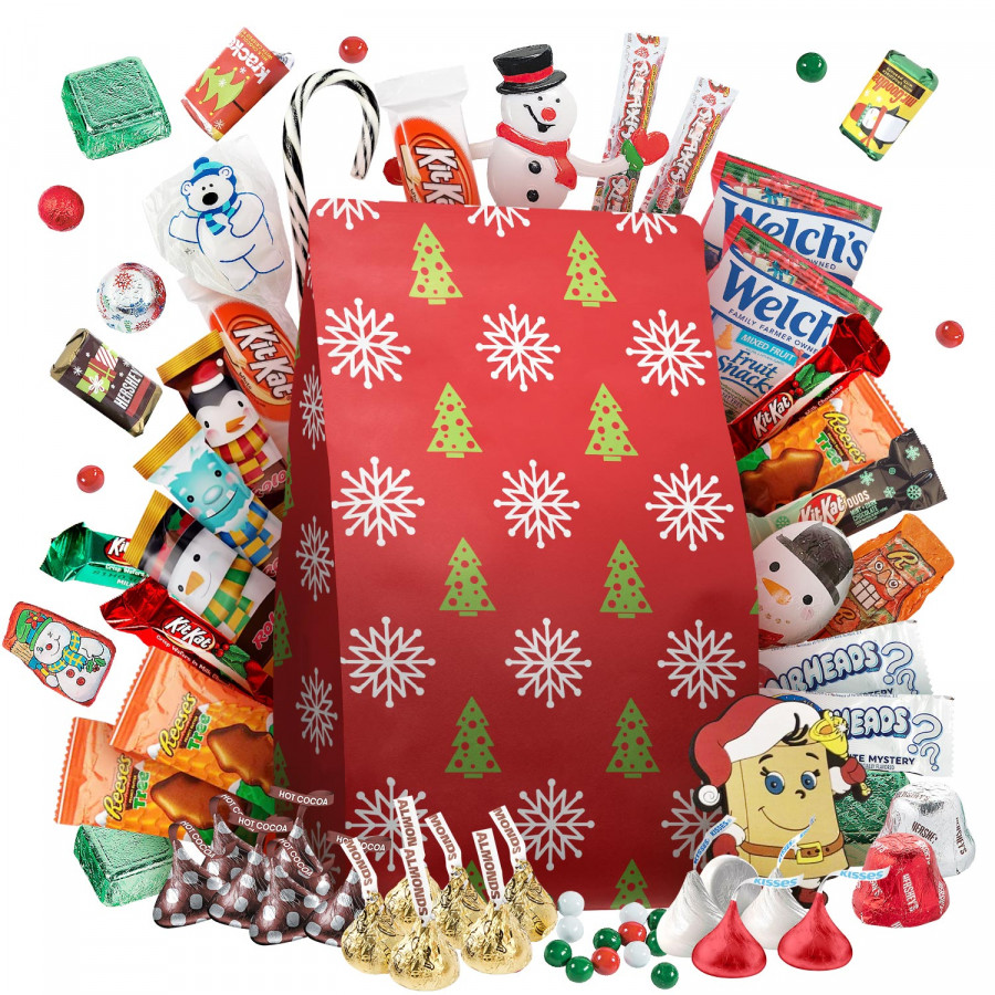 Hello Santa candy set