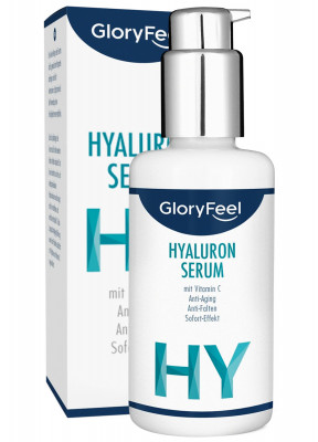 Hyaluronsäure Serum GloryFeel, 50 ml