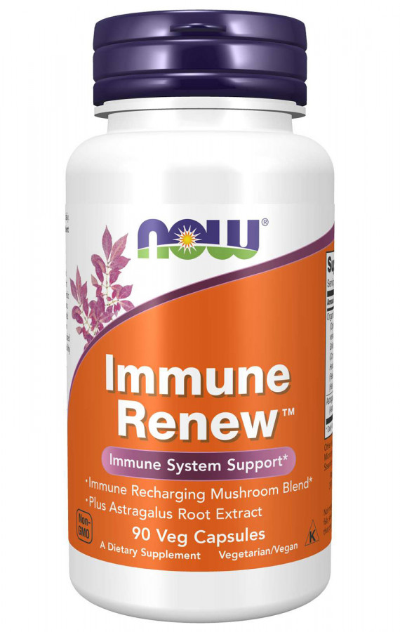 Immune Renew NOW, 90 Veg Capsules