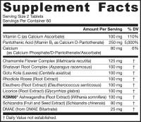 Комплекс для поддержки здоровья надпочечников Jarrow, 120 таблеток