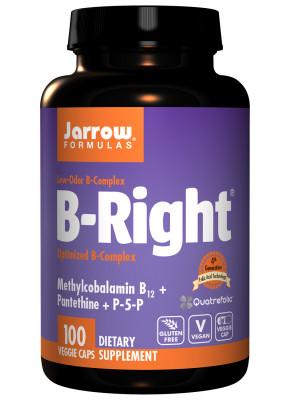 B-Right Jarrow, 100 Veggie Caps